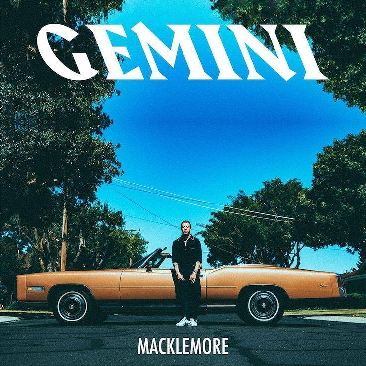 Macklemore Veroffentlicht Mit Gemini Am 22 September Ein Neues Soloalbum In 2020 Macklemore Album Cover Rapper