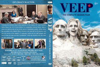 Veep Season 4 DVD Cover
