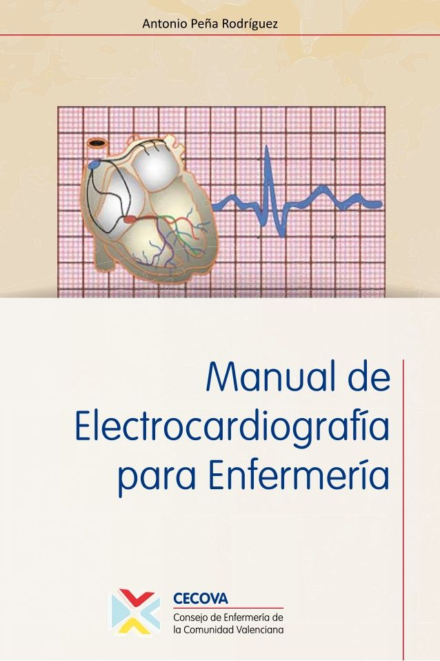 Manual de electrocardiografia para enfermeria - 2014