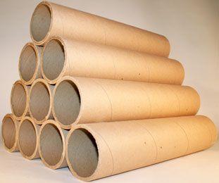 3 Inch Cardboard Fireworks Mortar Tube