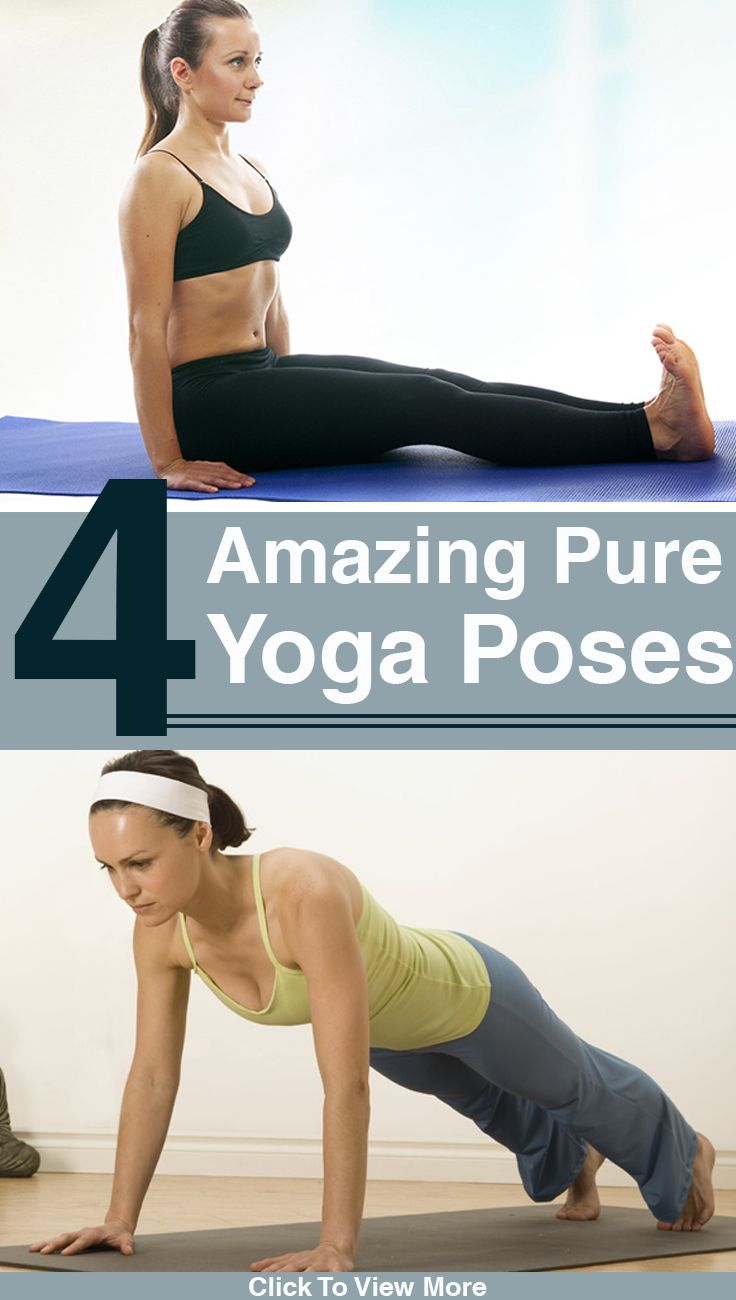 4 Amazing Pure Yoga Poses And Their Benefits