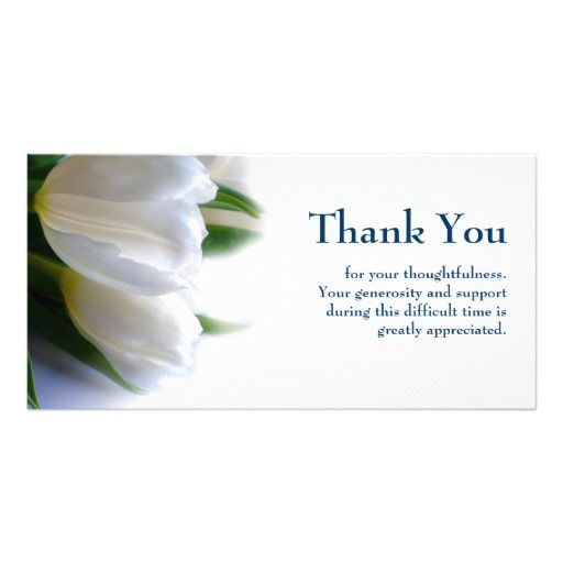 10 best sympathy thankyou images on pinterest sympathy thank you sympathy thank you custom photo card customizable sympathy thank you photo card you can altavistaventures Gallery