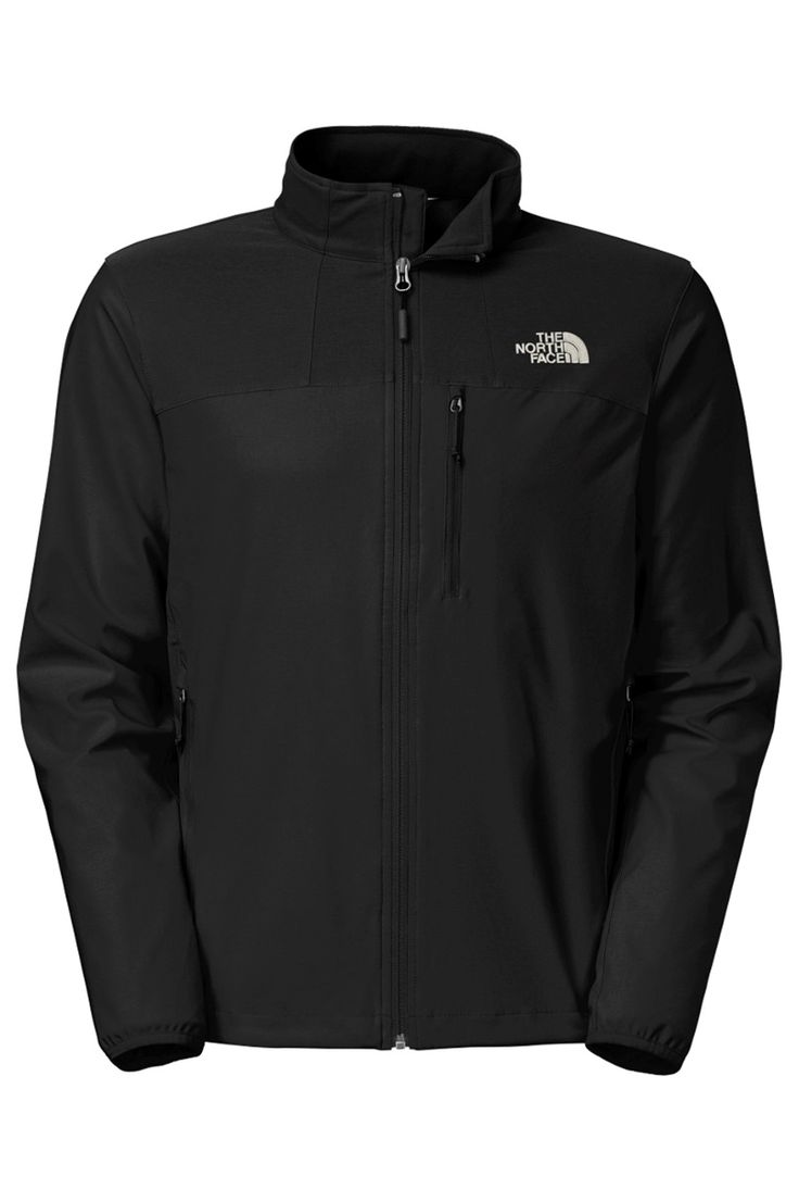 The North Face APEX NIMBLE HOODY - Veste softshell - black/foil grey 5zG80