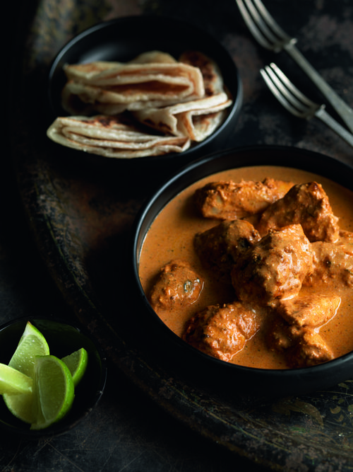 Recipe of the Day: Anjum Anand's chicken tikka... - Quadrille Publishing
