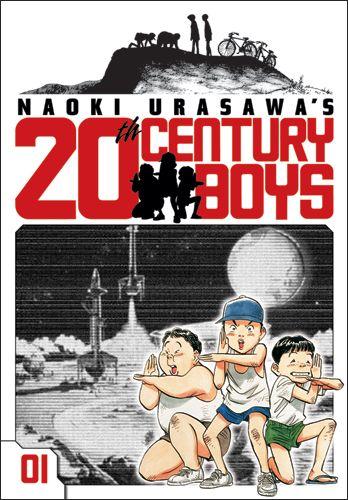 3) 20TH CENTURY BOYS - BDM URA 20t