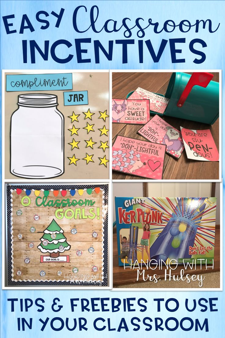 Easy, simple, and free whole class incentive ideas! Great ideas for positive reinforcement and classroom management.