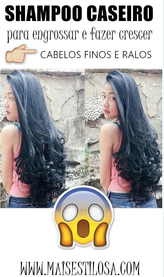SHAMPOO PARA ENGROSSAR E CRESCER CABELOS FINOS E RALOS: 3 X mais Rápido!       #shampoobomba #shampoodecafe #shampoobombadecafe  #cabelo #receitacaseira #dicas #dicasdecabelo  #oil #natural #natureba #dicasdebeleza #projetorapunzel #longhair #diy  #facavocemesma #beauty #hair #homemade #engrossarcabelo #comoengrossarcabelo #shampoocaseiro