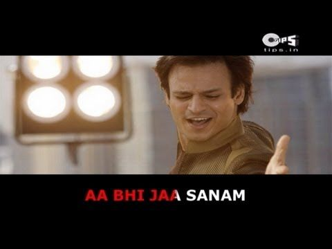 """The song """"Aa Bhi Ja Sanam"""" sung by Atif Aslam in the Movie album """"Prince"""" 2010. The song is composed by Sachin and the lyrics are penne"""