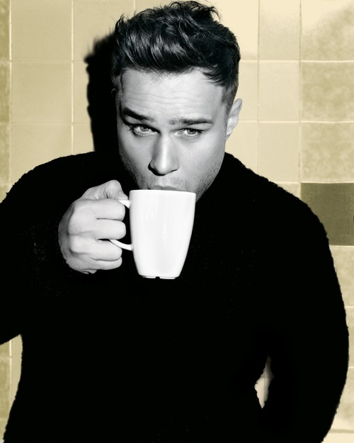 Olly Murs.. OLLY LIKES TEA AND I LIKE TEA WE SHOULD GET MARRIEDDDDDDD