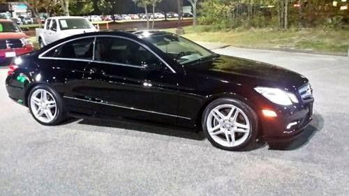 2011 Mercedes Benz E550 -  Hampton, VA #3998734296 Oncedriven