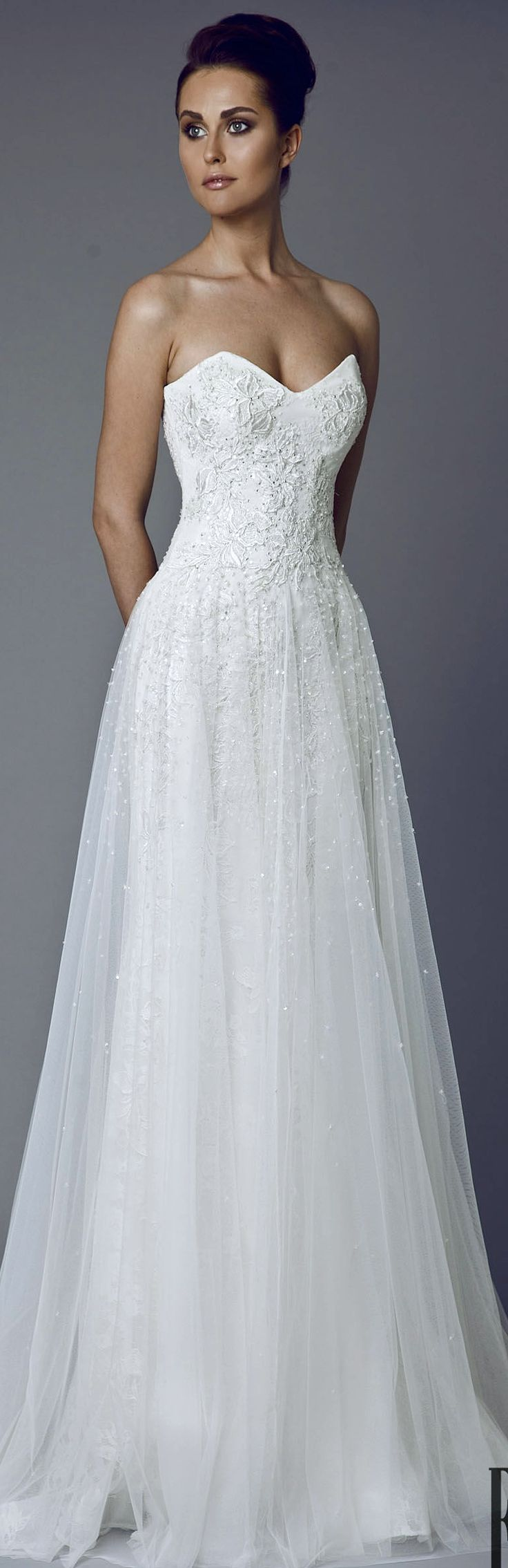 Tony Ward Bridal 2015 Amazing! If I could do it over...