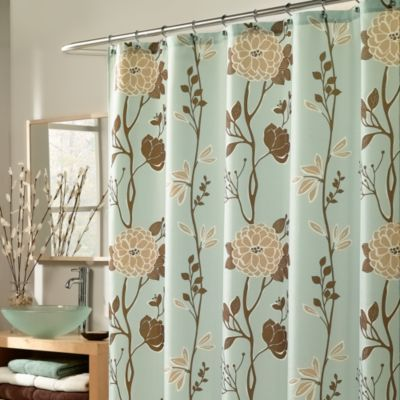 17 best ideas about Fabric Shower Curtains on Pinterest | Shower ...