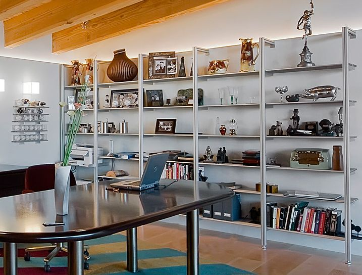 25+ best ideas about Midcentury closet organizers on Pinterest | Small  office, Small office spaces and Small study rooms