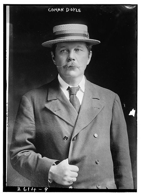 Arthur Conan Doyle was born on May 22, 1859, in Edinburgh, Scotland, to an English father of Irish descent and an Irish mother. Conan Doyle went on to create the world's most famous literary detective, Sherlock Holmes.