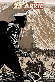 25 April / 25 Nisan (2015) - The tragic 1915 Gallipoli Campaign of WW1 is told through the perspective of six New Zealanders who were involved. / Savaşa katılan askerlerin ve sağlık ekibinin yazdıkları mektuplardan yola çıkarak oluşturuldu. 1915 yılında 1.Dünya Savaşı'nda Gelibolu'da savaşmak üzere askere yazılan altı Yeni Zelandalının hikayesi.