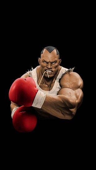 Super Street Fighter Balrog - theiphonewalls.com