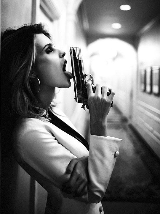 Картинки с сигаретой и пистолетом