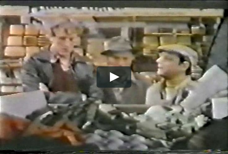 This is a lost episode from the classic British sitcom Only Fools and Horses, titled Christmas Trees