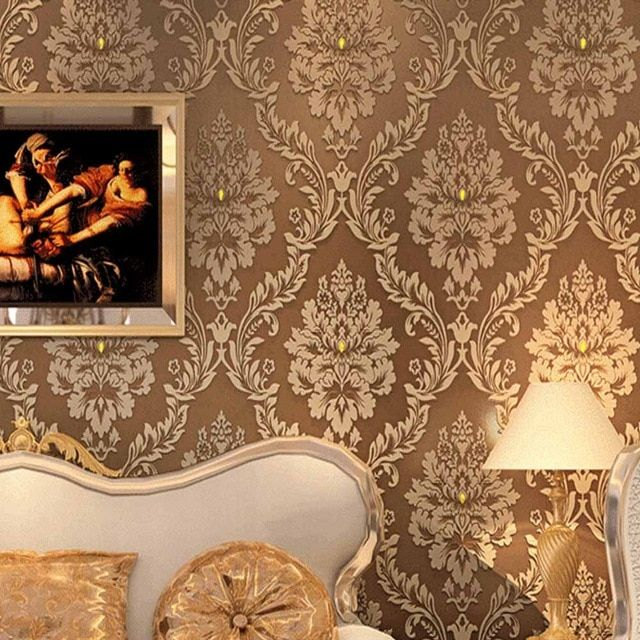 Diamond Wallpaper For Walls 3 D Mural Wallpapers Wall Decor Textile For Living Room Diamond Wall Wallpaper Walls Decor Wall Wallpaper Diamond Wallpaper