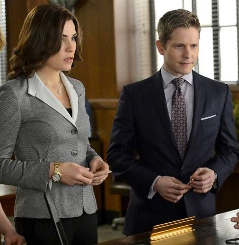'The Good Wife' Season 7 Spoilers Reveal Alicia And Jason Having Sweet Moments - http://www.movienewsguide.com/good-wife-season-7-spoilers-reveal-alicia-jason-sweet-moments/170430