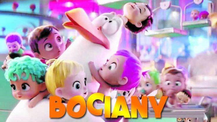 Bociany / Storks – Dubbling PL – HD 720p