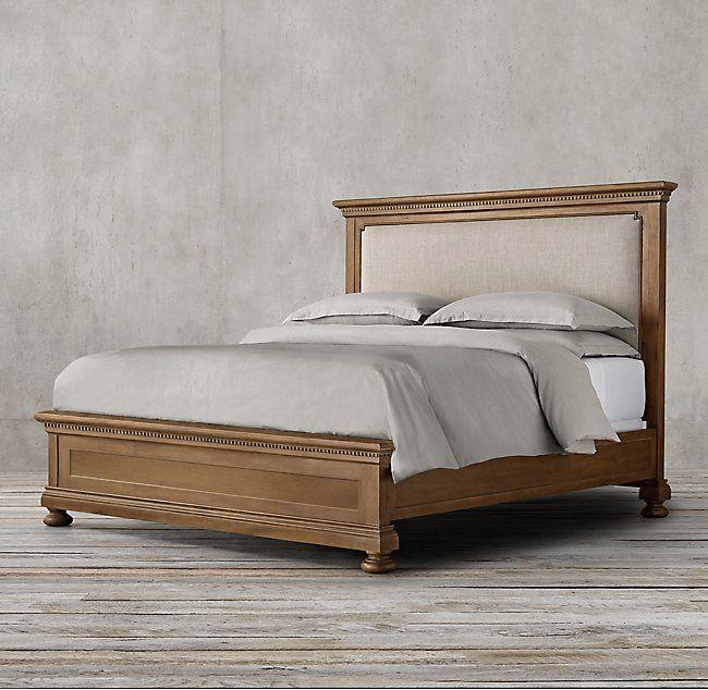 St. James Upholstered Bed
