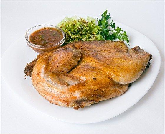 Жареная утка в масле и шалфее с соусом из сидра