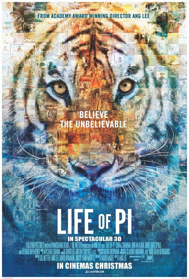 Life of Pi - Poster