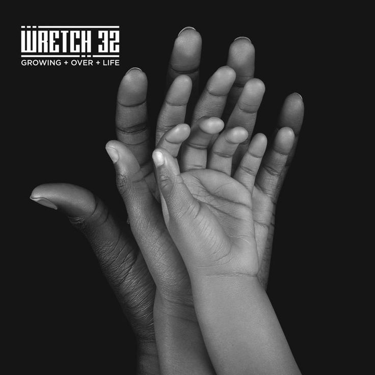 Growing Over Life by Wretch 32