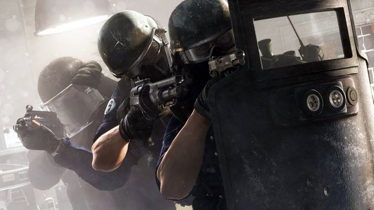 PS4 - Rainbow Six Siege Multiplayer Gameplay [E3 2014]