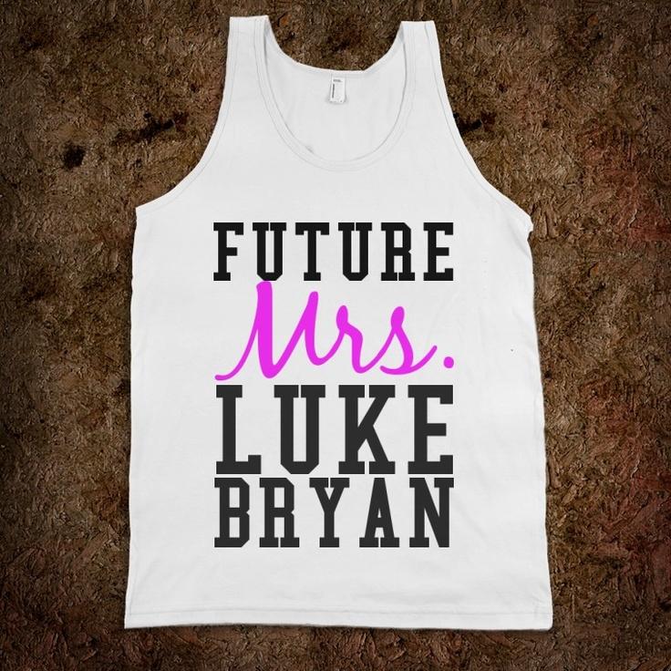 Future Mrs. Luke Bryan