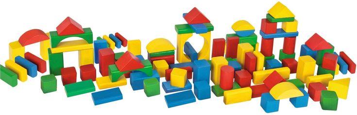 #transformer heros 100-piece color wooden blocks