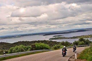 Trail and Tour Moto Portugal - Alqueva