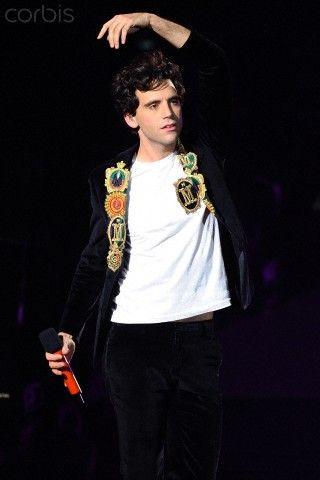 "Mika ""X Factor 2013 - The Final"" December 12, 2013"