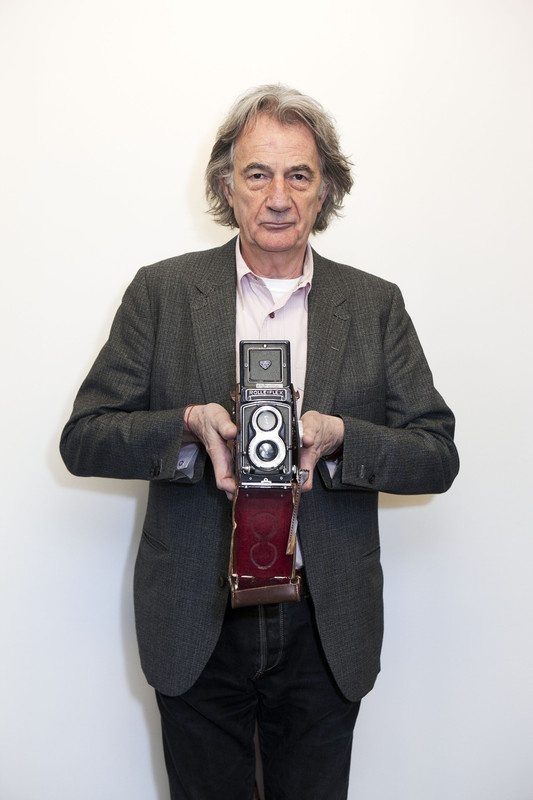 Martin Parr, designer Paul Smith