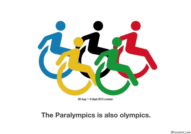 Les paralympiques, c'est aussi olympique !