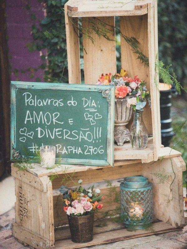 Decoração de Casamento Simples e Econômica
