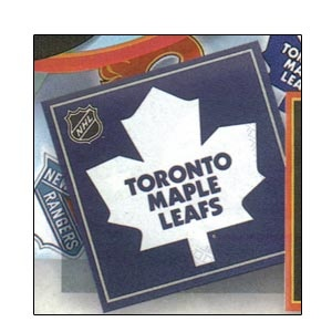 NHL Toronto Maple Leafs Luncheon Napkins (16/pkg)