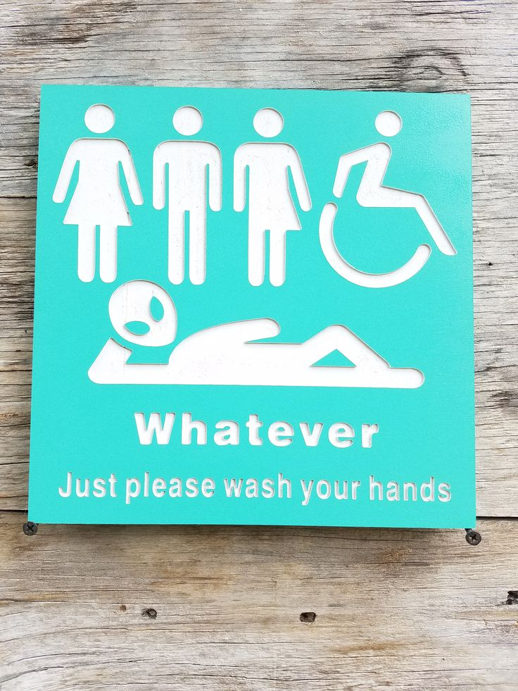 Just Bathroom Signs get 20+ transgender bathroom sign ideas on pinterest without