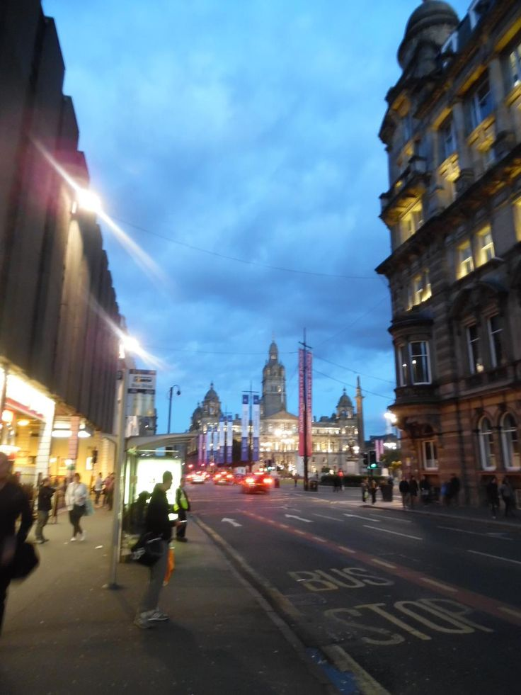 Glasgow © 2015 Photo by Karl Hedman.
