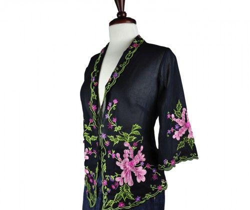 Nabila $89.90 Indonesia Traditional Kebaya Clothing