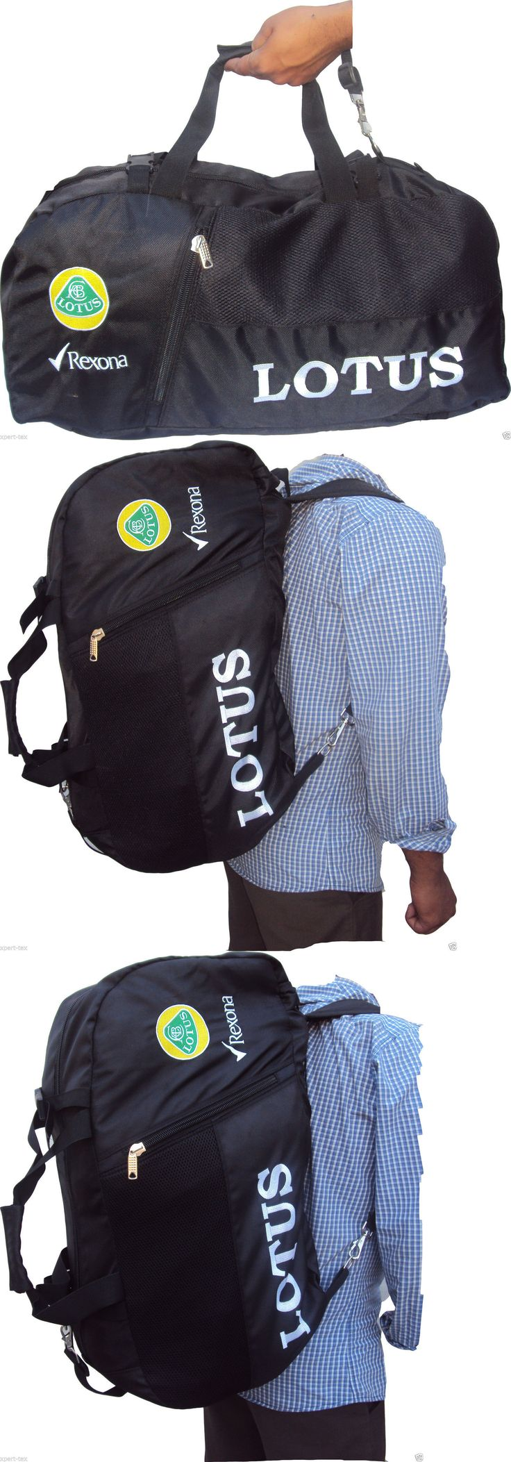 Other Go-Karts Recreational 40152: Sports Bag Travel Backpack Lotus Model -> BUY IT NOW ONLY: $56 on eBay!