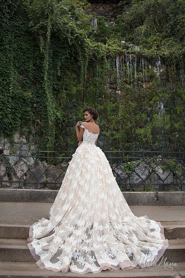 Barbara / Milla Nova / Wedding Fashion.Wedding Dress / Bridal.