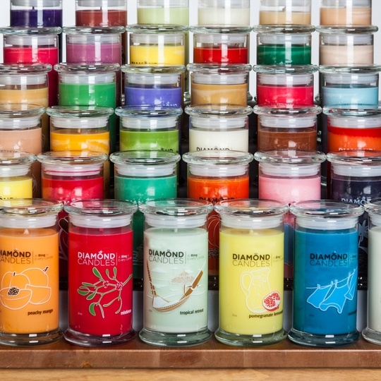I WANT ALL OF THE SCENTS  FROM DIAMOND CANDEL  #LOVEisintheair #DesireTrueLove #DiamondCandles