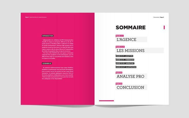 Internship report — Timothée Bart