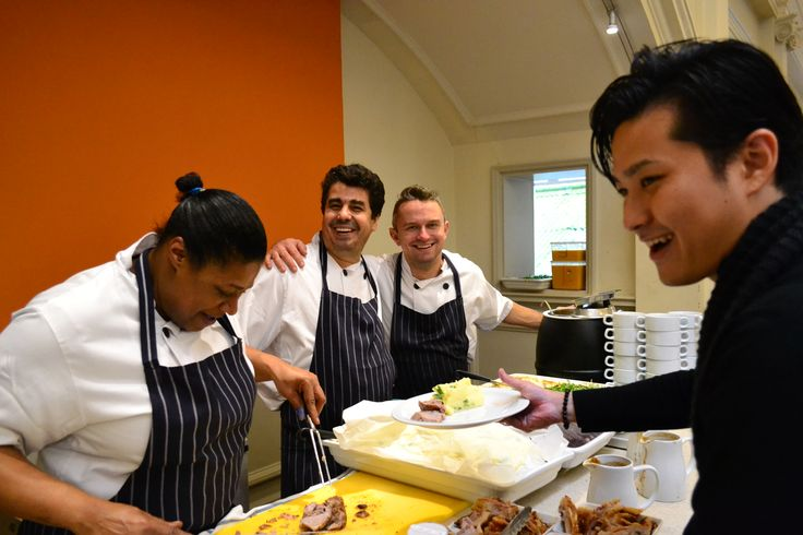 The London School of English - restaurant