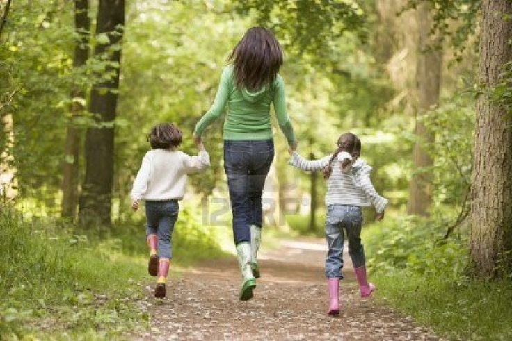 mother with daughters photography - Google Search