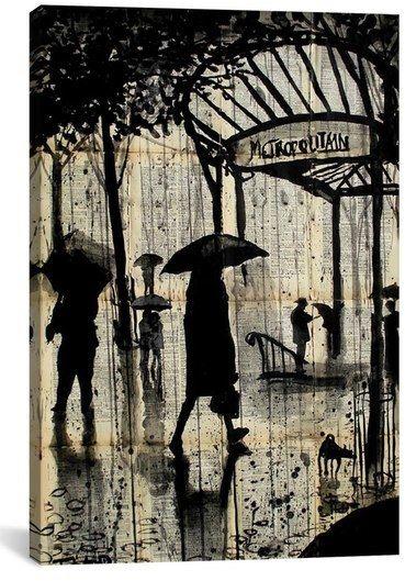 iCanvas 'Metropolitan - Loui Jover Giclée Print Canvas Art https://api.shopstyle.com/action/apiVisitRetailer?id=483859102&pid=uid8100-34415590-43