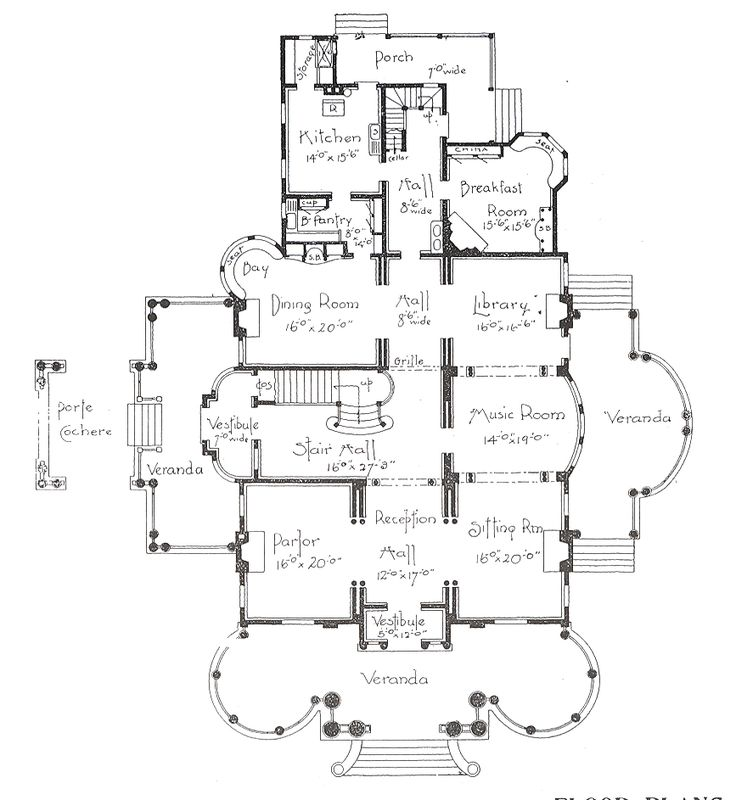 258 Best Georgian Houses Interiors Images On Pinterest: classic home floor plans