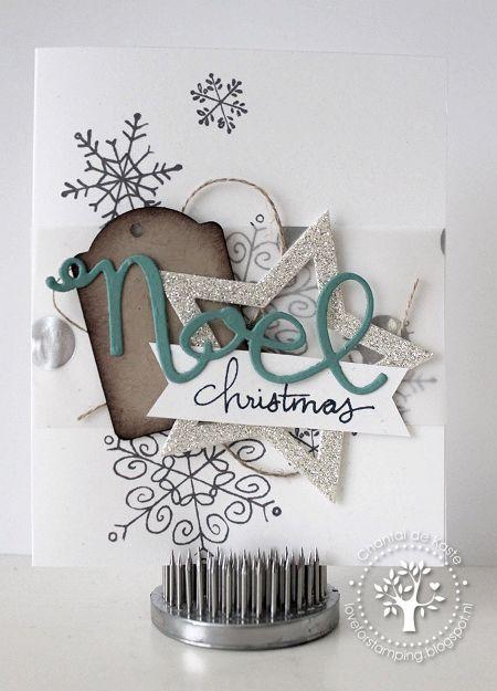 De kerstkaarten zijn de deur uit.. | Love for Stamping | Bloglovin'